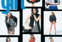 ELLE girl  THE STYLE BOOK