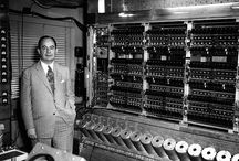 C4 - Big Iron <1965 / computers before mini computers and IBM 360 series