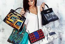 Hermes Birkin Bags & Hermes Kelly Bags / Artburo offers service of hermes birkin bag and hermes kelly bag with your favourite design and artist. Buy Hermes birkin bag and Hermes kelly bag from Artburo.