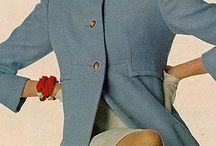 60's Fashion Model Poses