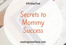 RestingMomFace.Com - Mommy Blog