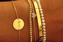 Smykker, armbånd, klokker
