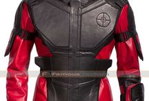 Deadshot Suicide Squad Will Smith Armor Jacket Costume