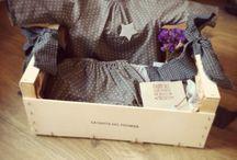 Babybox / Nuestras Babybox las realizamos por encargo y las enviamos a cualquier destino. lacasitadelpalomar@gmail.com