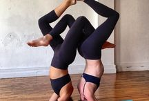 Pretty Partner Poses- Yoga