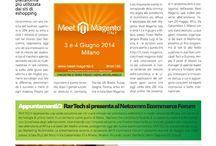 rassegna stampa Meet Magento / rassegna stampa Meet Magento