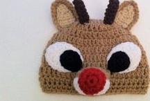 Christmas crochet / by Kathy Swiney