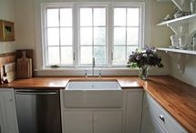 [  KITCHENS  ] / by Christine Moyer