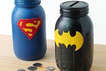 Ideie con bottiglie plastica