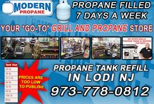 Propane Refill Station in NJ / Propane Refill Station in NJ