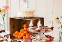 Creative & Gorgeous Sweets Tables