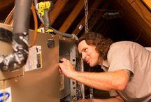 HVAC - Heating, Ventilation, Air Conditioning