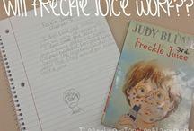 Freckle Juice - School