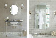 Bathrooms I like / by Gabrielle Di Stefano