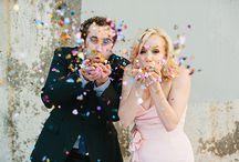 Ideen für kreative Hochzeitsfotos / Hier habe ich einige meiner liebsten Ideen für Hochzeitsfotos zusammengestellt - märchenhaft, romantisch, kreativ... unvergesslich :-) Inspiration für Bräute, Fotografen, ach, einfach alle.