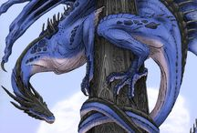 Dragon Tails / by Jackie Johnson