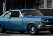 Modified Ford Fairlane (1st generation) / Modified Ford Fairlane (1st generation)