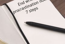 end writing procrastination