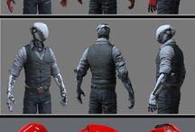 Intergalactic Suit of BM