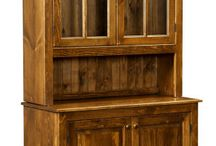 Amish Pine Furniture / Below are a few examples of the Amish made pine furniture we offer. To view the entire collection and to really appreciate the quality and craftsmanship, you need to visit our store, located 5 miles west of New London, Wisconsin.