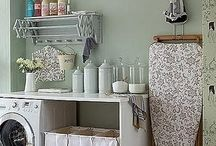 Laundry Room in mind... / Organized