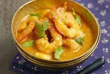 Recette crevettes indienne