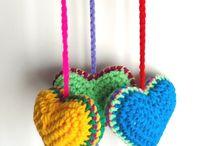 Moviles al Crochet