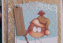 Kanban Christmas / Kanban card making kit