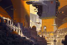 Planet Opera lieux