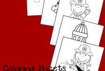 Preschool: Fire Safety