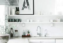 """""""marmor"""" kjøkken"""