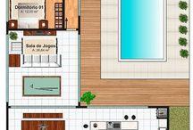 Planos-Croquis casas dptos