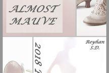 Almost Mauve - 2018 Pantone Color '' by Reyhan S.D.
