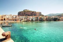 Sicily / Travel in Italy, Sicily, trip, things to see