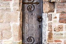 Doors, Gates, Entrances, Windows
