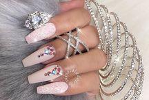 Nail crystals
