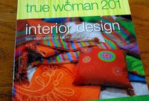 Interior Design: Ten Elements of Biblical Womanhood / A study exploring the qualities a woman of God should possess using the book and video series by Nancy Leigh DeMoss and Mary Kassian.