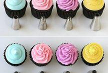 Pour faire des cupcakes