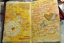 Art journals / by Angie Kim