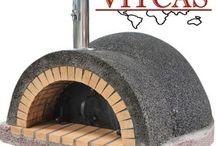 Vitcas ovens / Piece Vitcas / Wood fired ovens / Piece opalane drewnem