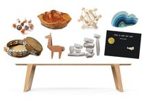 Baby proof coffee table styling