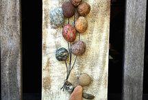 quadri con le pietre