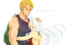 Laxus & Mirajane
