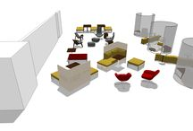 Conference Room Thought Starters / Office design ideas for conference rooms. Design a modern conference room with these inspired ideas.
