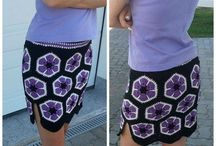 Skirts & Dresses / The ultimate crochet creations