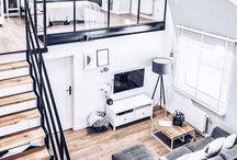 *loft style*