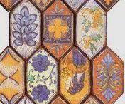Tiles and Mosaics