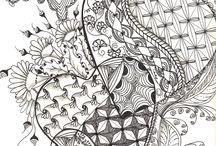 omalovánky a kreslení