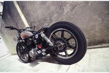 bikes and cars / Cool bikes, cool ideas