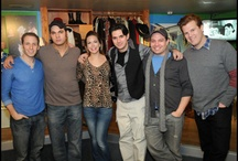 """Million Dollar Quartet"" Cast Visits Graceland / by Elvis Presley"